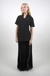 Style #1206 Estheticians Smock - Tailored Fit