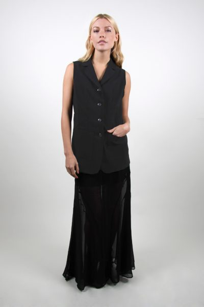 Style #1240 Sleeveless Vest