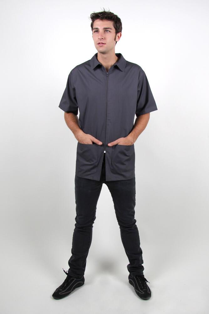 Style #1130 Mens Jacket- Zip Front