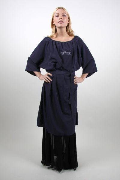 Style #86 Elastic Neck Robe