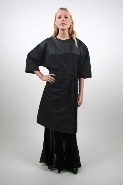 Style #99 Vinyl Top Robe