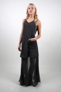 Style #130 Sweetheart Neck Apron