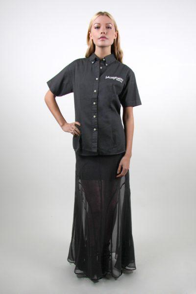 Style #550 Ladies short sleeves shirt
