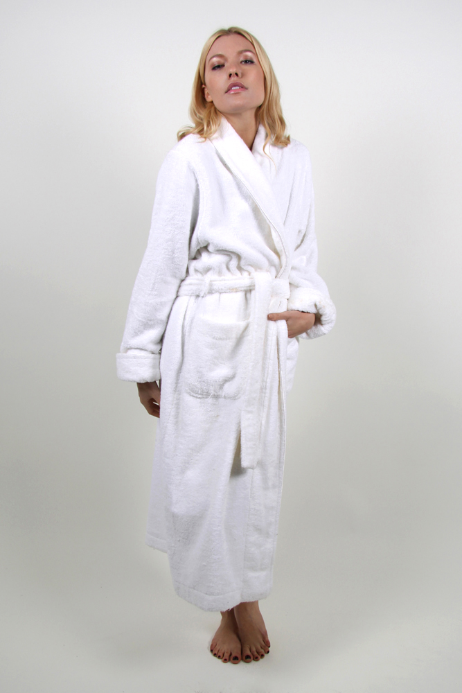Style #270 Classic Shawl Terry Robe