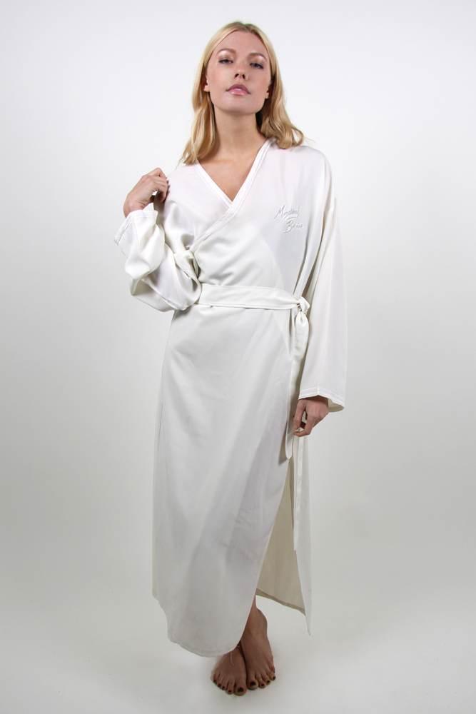 Style # 200 Bridal Robe