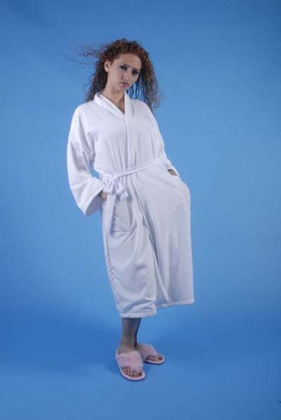 Style #250 Micro / Terry Spa Robe