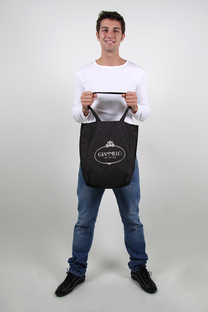 Canvas Bag with Gusset