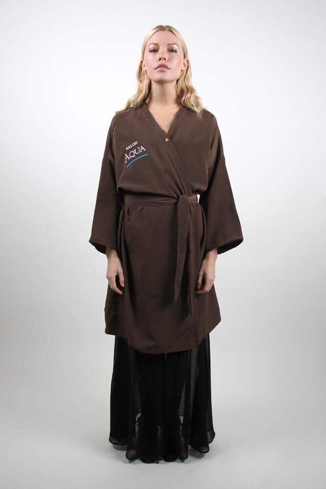 Style #87 Kimono Style Wrap Robe
