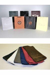 Salon and Spa Custom Towels & Bags