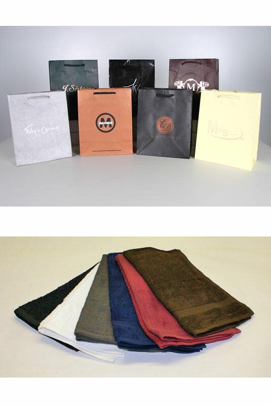 Towels & Bags
