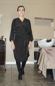 5th Avenue Robe Style # 7000 in Peachskin