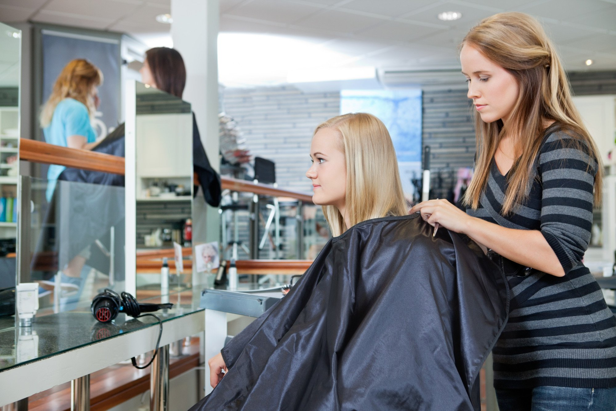 Salons Need The Appropriate Equipment To Meet Customer Needs