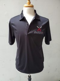 Unisex Barber Polo