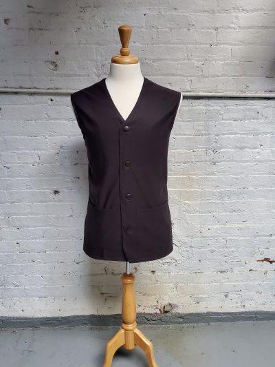 Classic Men's barber vest