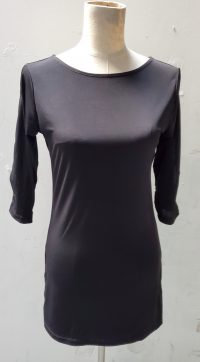 Snap Sleeve Tunic